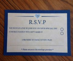 RSVP inc RSVP Envelope